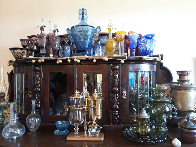Шкляны посуд