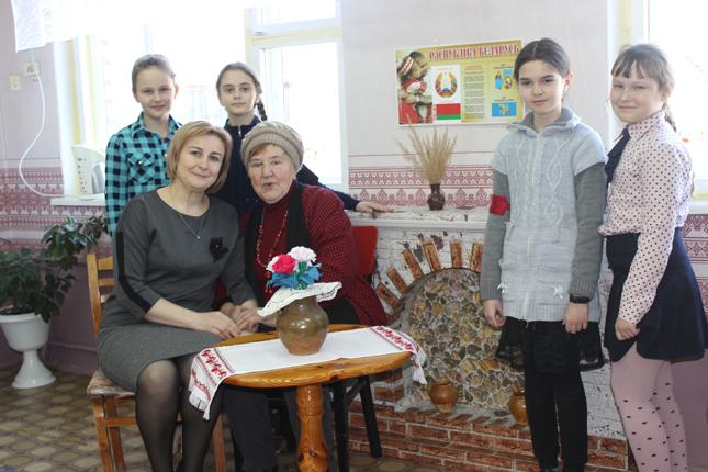 Янина Ивановна