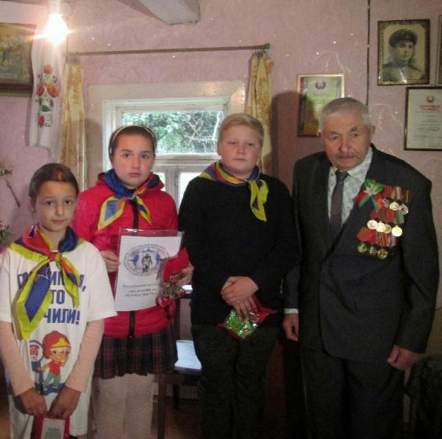 Иван Игнатьевич